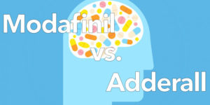 Modafinil vs Adderall: Which Nootropic Is Better?