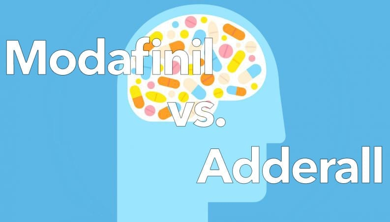 Modafinil & Adderall