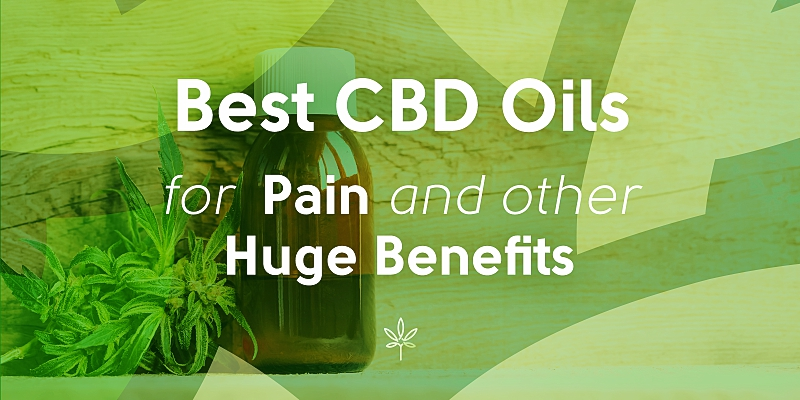 10 Best CBD Oils (for Pain & Other Huge Benefits) of 2018 - iSum