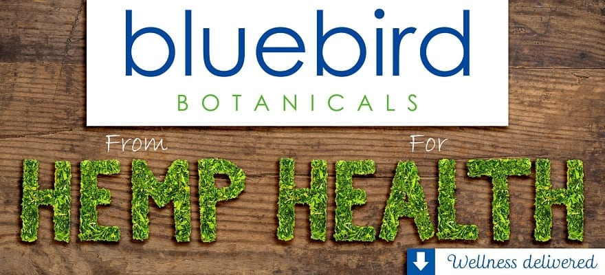 Bluebird Botanicals CBD Products