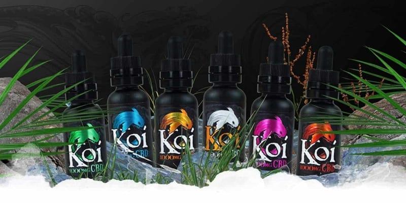KOI CBD Products