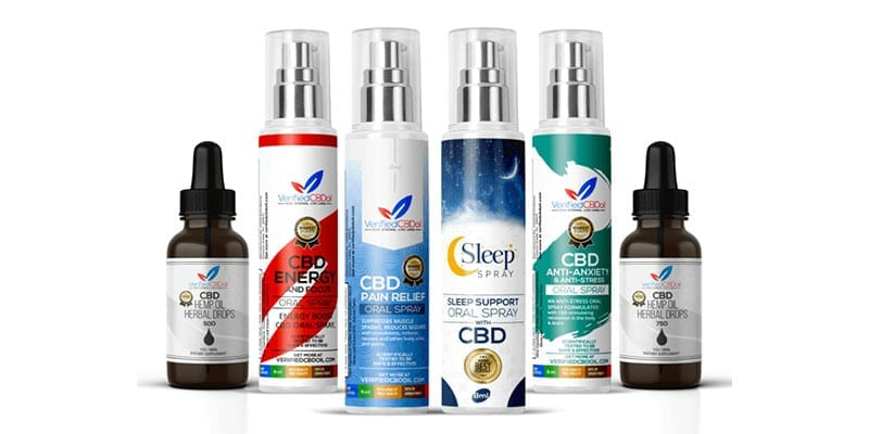 verified cbd products