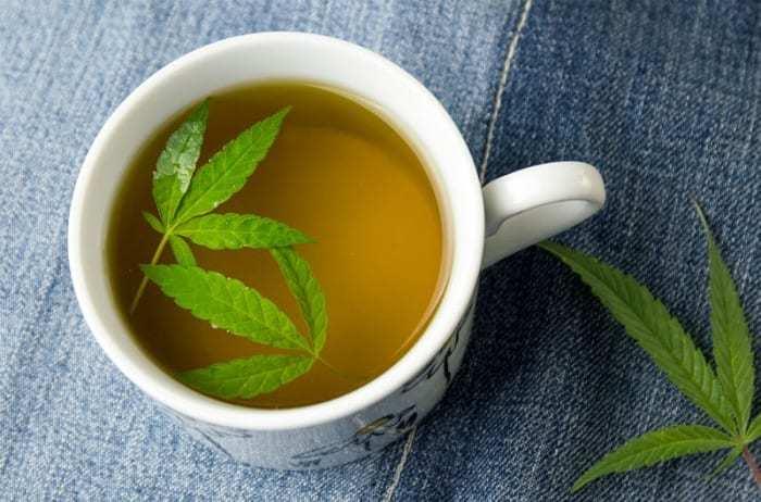 hemp-tea