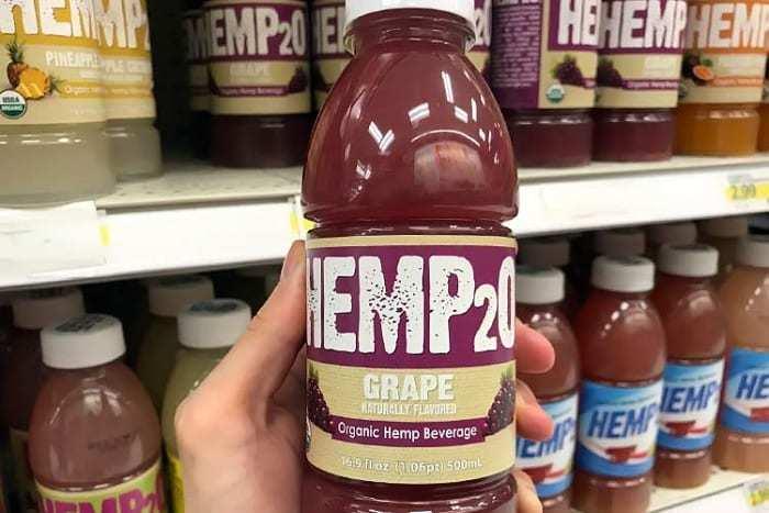 hemp-water