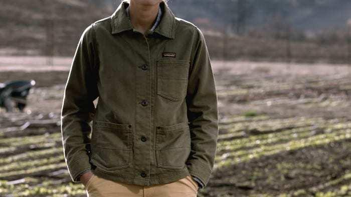 hemp coat